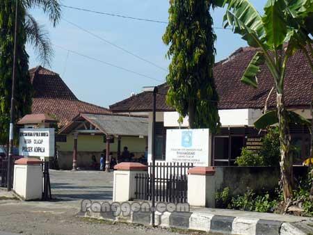Kantor Kepolisian Sektor (Polsek) Adipala