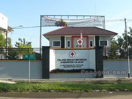 Kantor PMI Kabupaten Cilacap