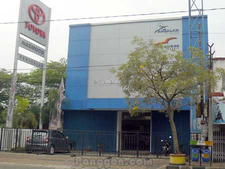 PT. Andalan Finance Indonesia Cabang Purwokerto