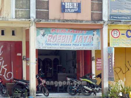 Penjahit Roebin Jaya Tailor Cilacap