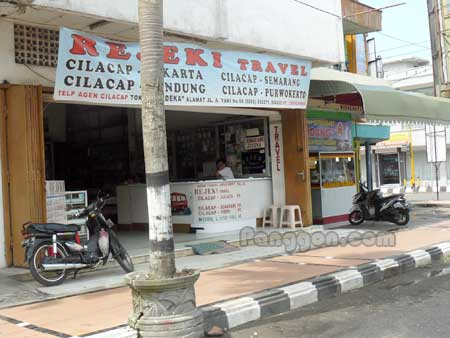 Rejeki Travel Cilacap