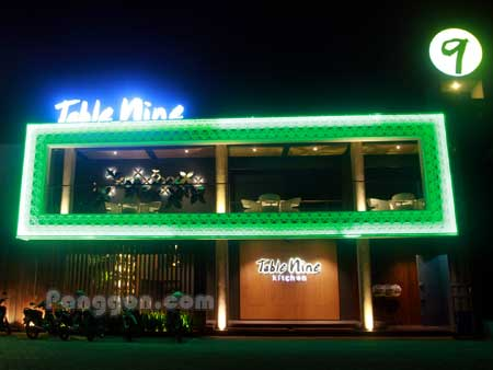 Restoran Table Nine Kitchen Purwokerto