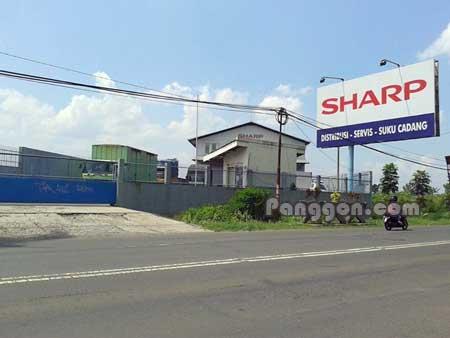 Service Center Sharp Purwokerto