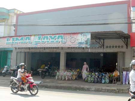 Toko Sepeda Lima Jaya Kroya