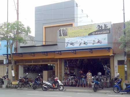 Alamat Telepon Toko Sepeda Rukun Makmur Purwokerto