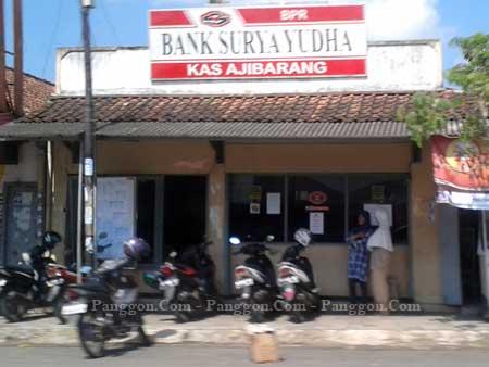 Bank Surya Yudha Kantor Kas Ajibarang