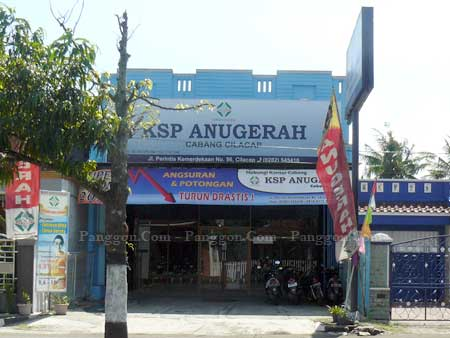 KSP Anugerah Cabang Cilacap