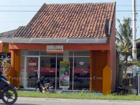 Kantor POS Mertasinga Cilacap Utara