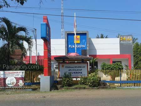 Kantor PLN Kroya - Cilacap