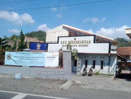 SMK Muhammadiyah 01 Paguyangan Brebes
