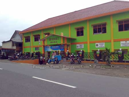 SMP Negeri 3 Maos
