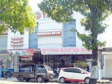 Bengkel dan Dealer Yamaha Nusantara Motor Cilacap