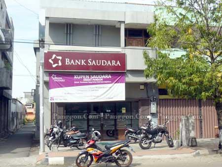 Kantor Bank Saudara Cabang Pembantu Cilacap