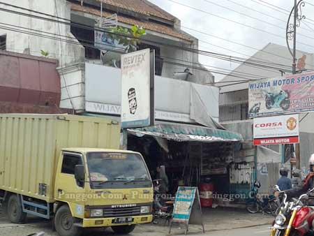 Bengkel Wijaya Motor Purwokerto