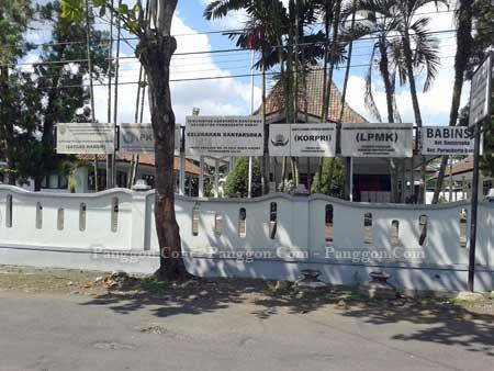 Kantor Kelurahan Bantarsoka Purwokerto Barat