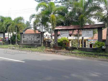 Kantor Kelurahan Tritih Kulon Cilacap