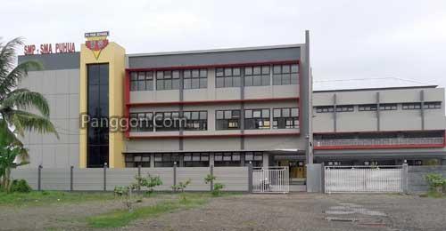 Sekolah SMP - SMA Puhua (Putera Harapan) Purwokerto