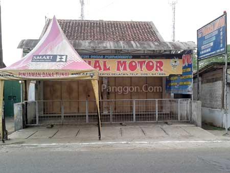 Terminal Motor Purwokerto Selatan
