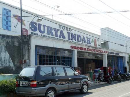Toko Gerabah Surya Indah Purwokerto