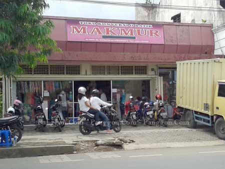 Toko Konveksi dan Batik Makmur Purwokerto