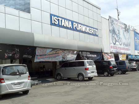 Bengkel dan Dealer Suzuki Istana Purwokerto