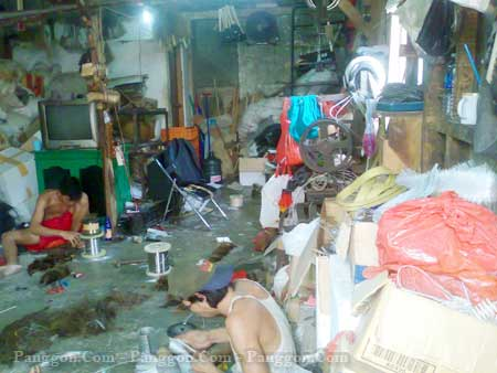 Alamat dan Telepon UD. Putra Gunung Srandil Jakarta