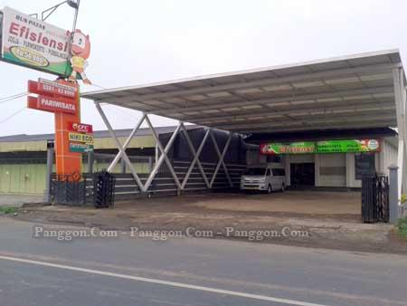 Alamat-Telepon Agen PO Efisiensi Purwokerto (Depan Terminal Bus)