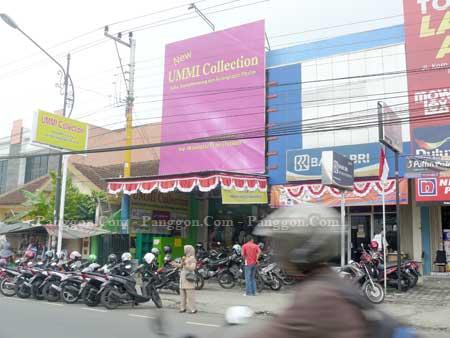 Pusat Busana Muslim UMMI Collection Purwokerto