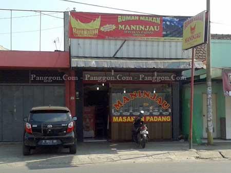Rumah Makan Padang Maninjau Sokaraja - Banyumas
