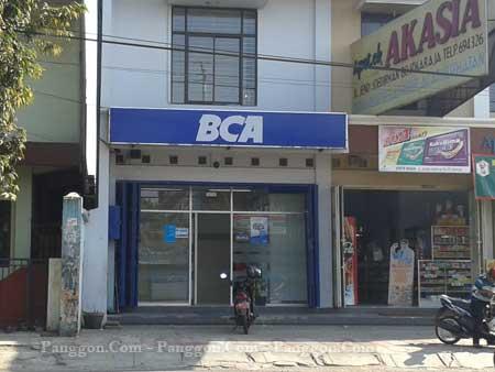 ATM BCA Sokaraja