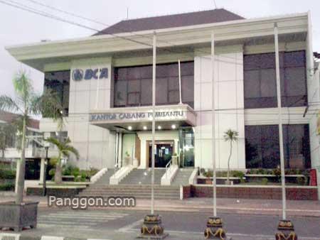 BCA KCP Mangkubumi Yogyakarta