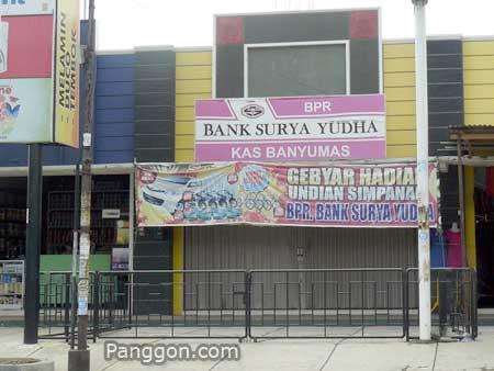 BPR Bank Surya Yudha Banyumas