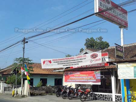 Alamat dan Telepon BPR Bank Surya Yudha Kantor Kas Dukuhwaluh