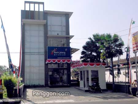 Bank Jateng KC Syariah Purwokerto