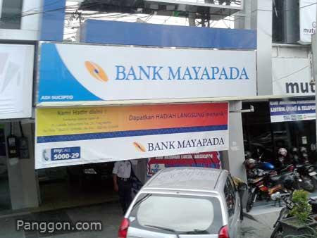 Bank Mayapada Adi Sucipto Yogyakarta