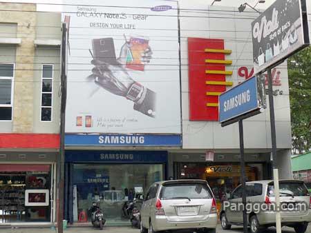 Gerai Samsung Purwokerto