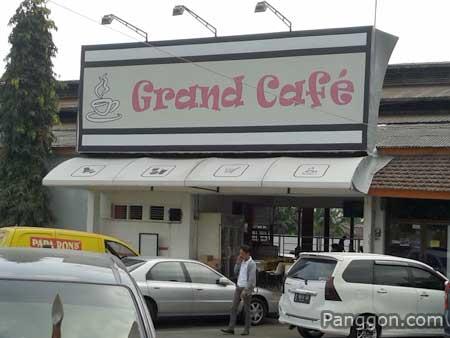 Grand Cafe Stasiun Purwokerto