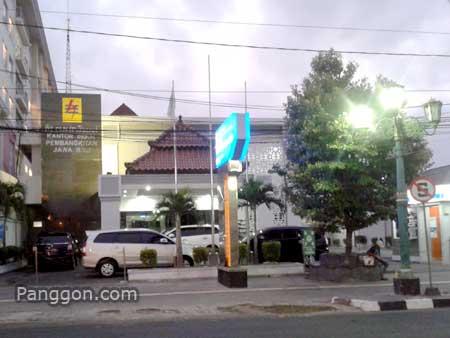 Kantor Induk Pembangkitan Jawa-Bali PT. PLN Yogyakarta