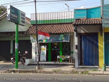 Kantor UPC Pegadaian Sokaraja Kulon