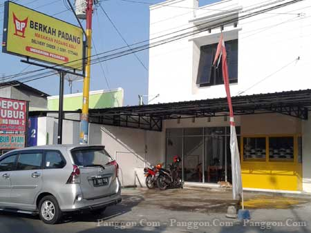 Rumah Makan Berkah Padang Purwokerto