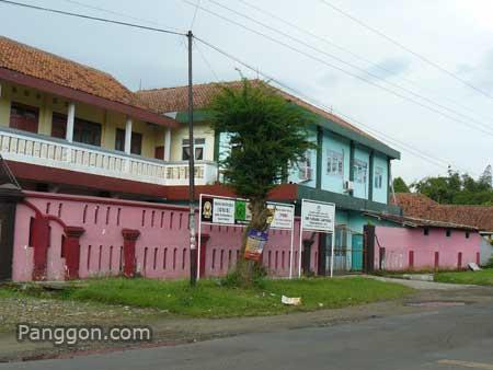 Sekolah SMK Purnama 2 Banyumas