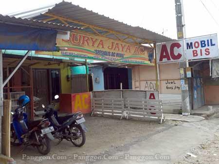 Bengkel Spesialis AC Surya Jaya AC Purwokerto