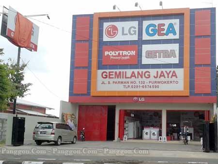 Toko Elektronik Gemilang Jaya Purwokerto