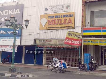 Toko Mas & Berlian Mulia Yogyakarta