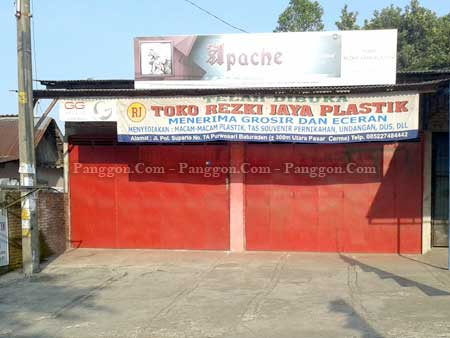 Toko Rezki Jaya Plastik Purwokerto