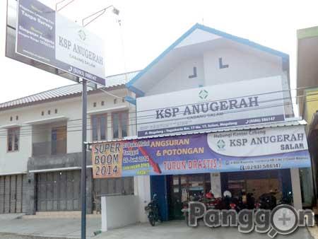 KSP Anugerah Cabang Salam Magelang