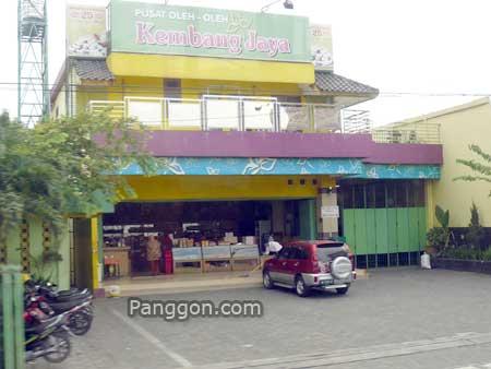 Pusat Oleh-Oleh Kembang Jaya Yogyakarta