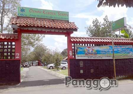 Obyek Wisata Air Kebunku Waterpark Purwokerto