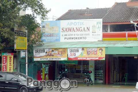 Klinik & Apotik Sawangan Purwokerto