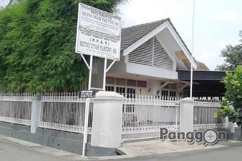 Notaris & PPAT Retno Dyah Partiwi, SH